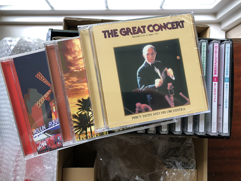 The Best of Percy Faith: The Great Concert