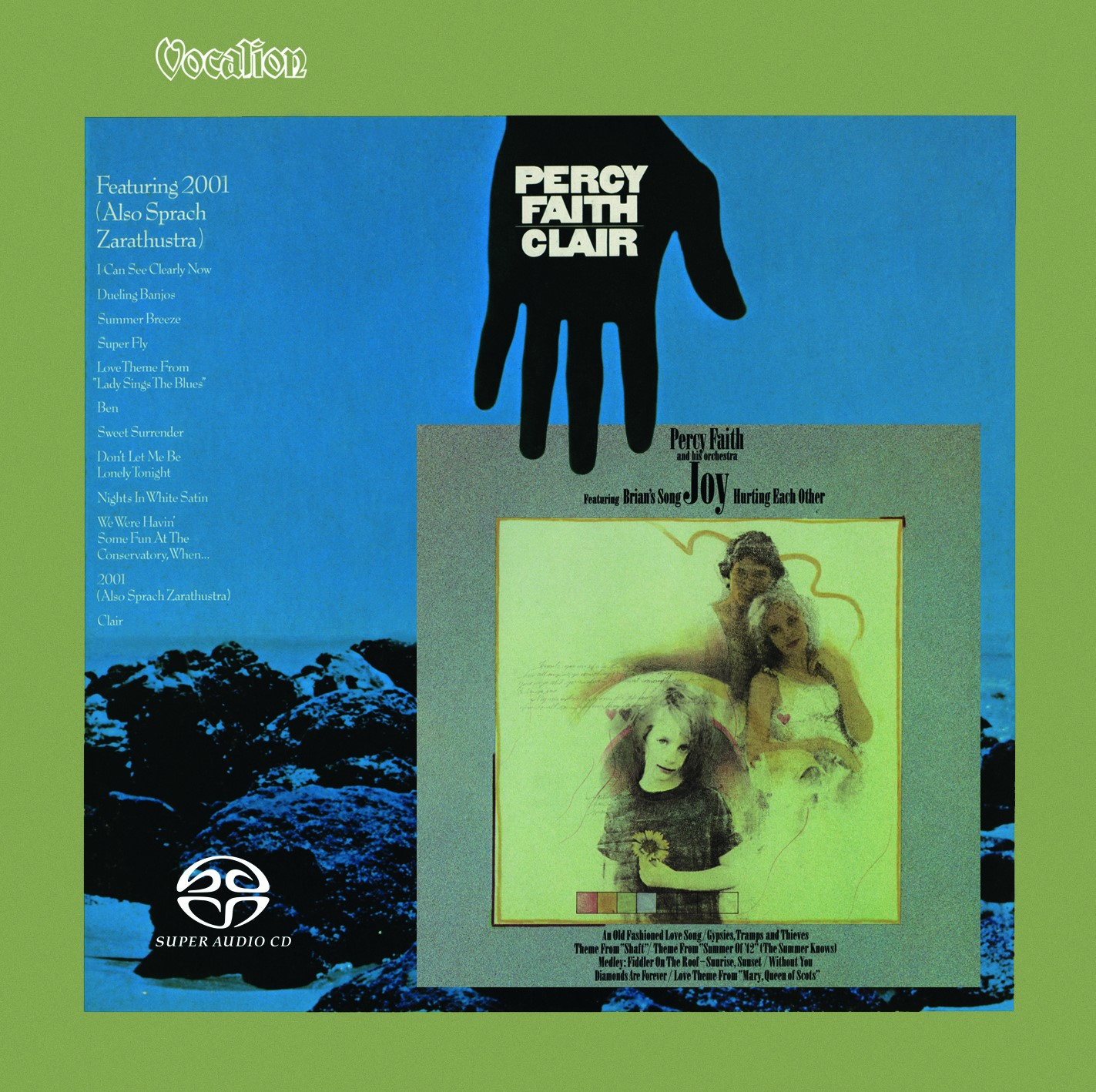 Percy Faith - Clair & Joy SACD
