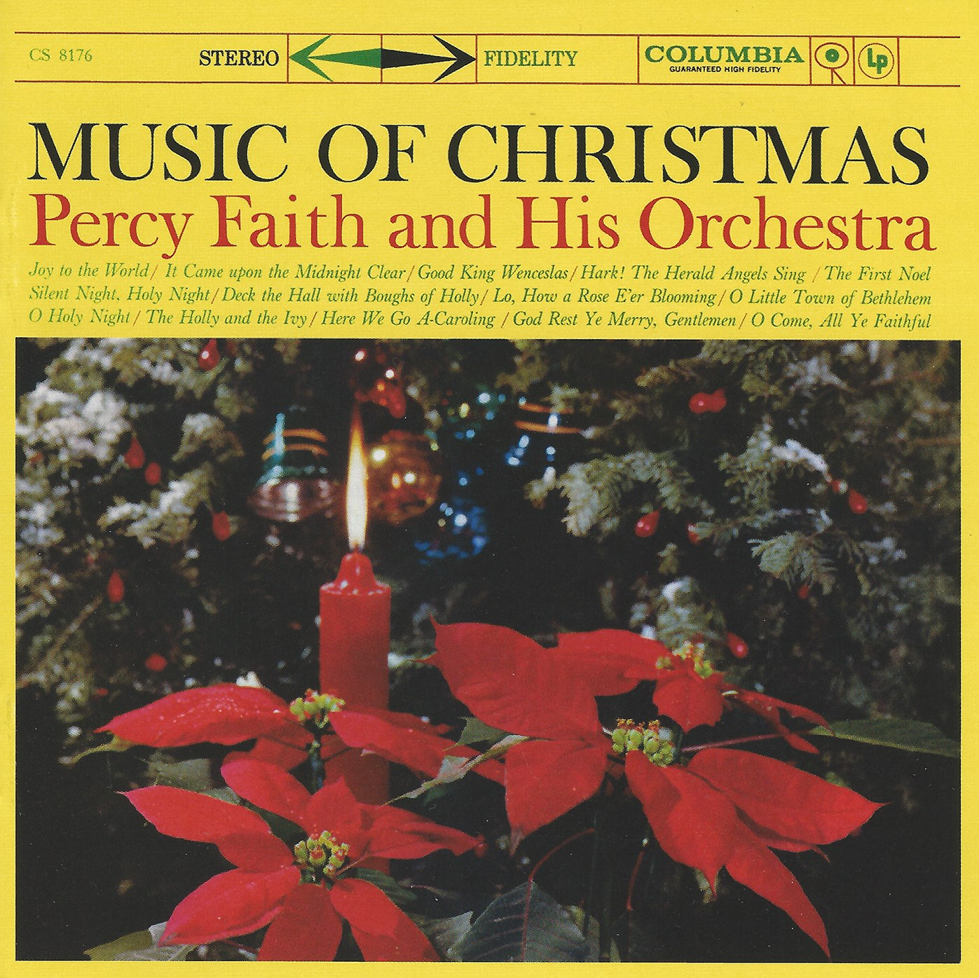 Percy Faith - Music of Christmas (remastered)