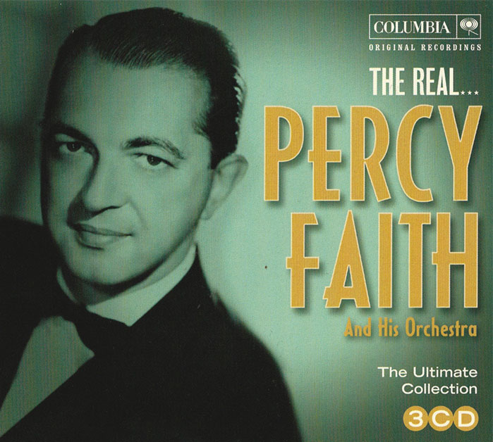 The Real... Percy Faith (3-CD set)