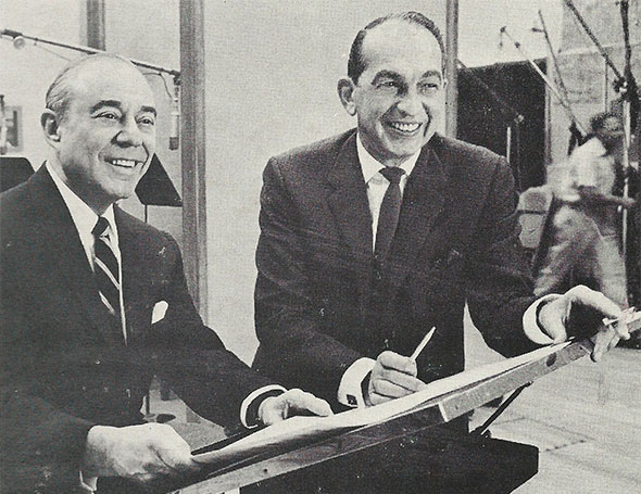 Richard Rodgers and Percy Faith